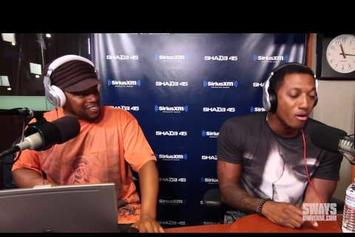 """Lecrae's """"5 Fingers Of Death"""" Freestyle"""