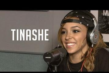 Tinashe On Hot 97
