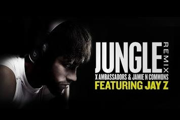 "Jay Z & X-Ambassadors' ""Jungle (Remix)"" Beats By Dre Ad"