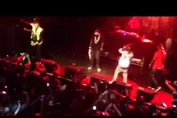 """G-Unit Performs """"Real Quick"""" At Webster Hall"""