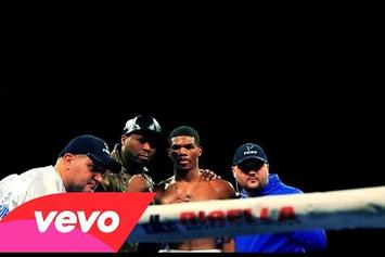 "50 Cent Feat. Guordan Banks ""Winners Circle"" Video"