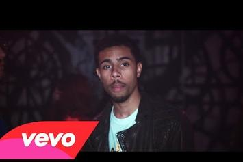 "Vic Mensa ""Down On My Luck"" Video"