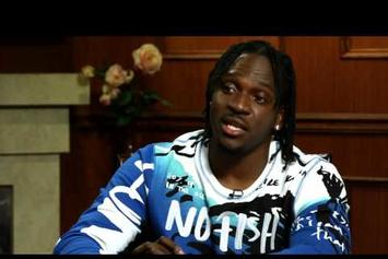 Pusha T Talks Dream Collabos, The Neptunes With Larry King