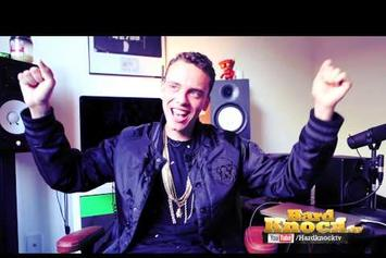 Logic Talks Debut Album & Spits Freestyle For Hardknock TV