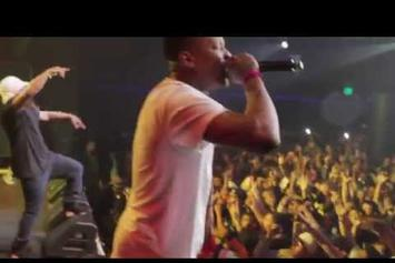 "ScHoolboy Q & YG Perform ""Who Do You Love"" & ""I Just Wanna Party"" Live"