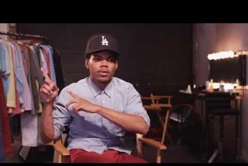 Chance The Rapper Talks With Dockers