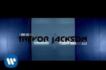 "Trevor Jackson Feat. B.o.B. ""Drop It (Remix)"" Video"