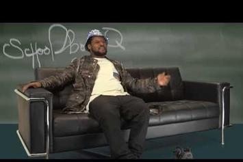 Schoolboy Q Shares His Most Embarrassing Moment