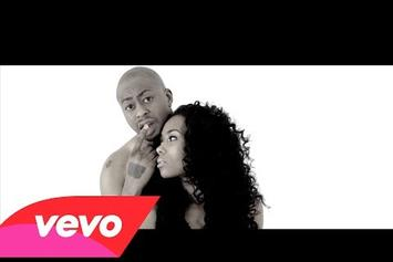 "Raheem DeVaughn ""Cry Baby"" Video"