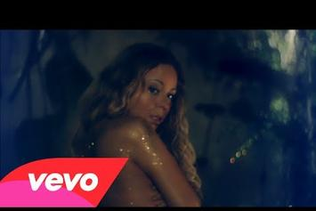 "Mariah Carey Feat. Trey Songz ""You're Mine (Remix)"" Video"