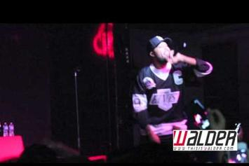 Dom Kennedy And Skeme Perform Live In Video