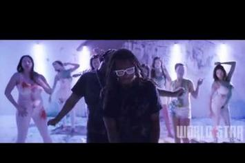 "T-Pain Feat. Tay Dizm ""I'm Fucking Done"" Video"