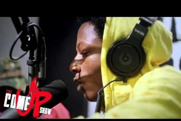 "Joey Bada$$ Freestyles On ""The Come Up Show"""