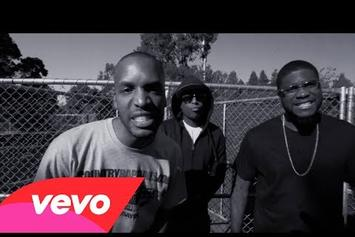 "Cory Mo Feat. Talib Kweli & Big K.R.I.T. ""Hold Up "" Video"