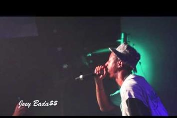 "Joey Bada$$ ""Speaks On opening for Juicy J at Last Year's Smoker's Club & Headlining This Year"""
