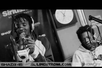 Pro Era Cypher On Showoff Radio