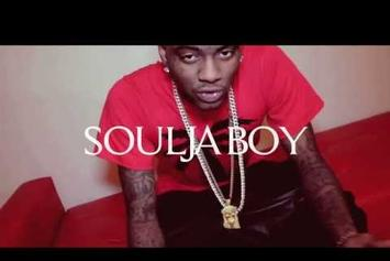 "Soulja Boy ""Turnin Up"" Video"