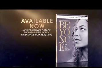 "Beyonce ""Life Is But A Dream"" Trailer"