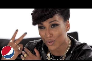 "Melanie Fiona ""Cold Piece"" Video"