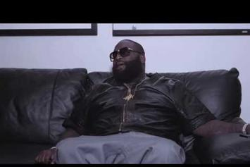 "Rick Ross Talks About ""Mastermind"""