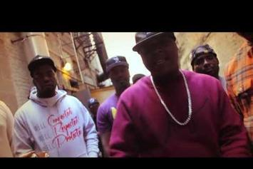 "Loaded Lux Feat. Fred The Godson & Jadakiss ""You Can"" Video"