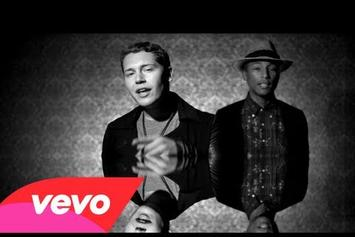 "Cris Cab Feat. Pharrell ""Liar Liar "" Video"