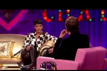 Justin Timberlake & Rihanna Perform & Get Interviewed On Chatty Man