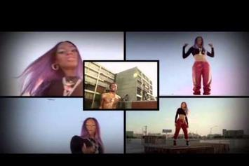"Brianna Perry ""Jack Beat"" Video"