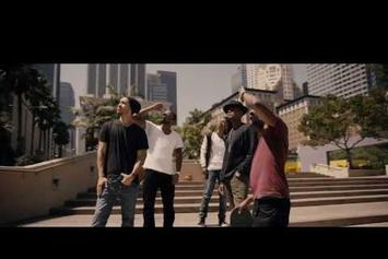 "Tinie Tempah Feat. John Martin ""Children Of The Sun "" Video"