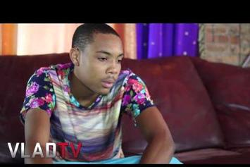 "Lil Herb aka The Arrival ""Talks Young Chop, Zaytoven & No I.D."" Video"