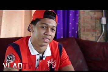 "Lil Bibby ""Talks Drake ""My Hood"" Remix Rumors"" Video"