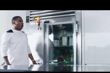 """Nelly """"Appears In """"Cheerios"""" Commercial"""" Video"""