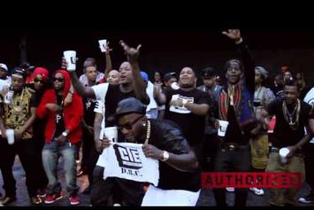 "YG Feat. Young Jeezy & Rich Homie Quan ""BTS OF ""My Nigga"""" Video"