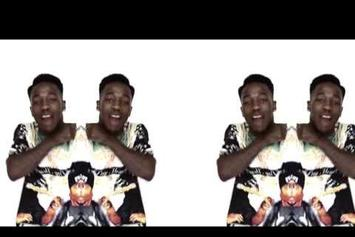 """Dizzy Wright """"Cant Stop Wont Stop"""" Video"""
