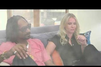 "Snoop Dogg ""In The Green Room With Chelsea Handler"" Video"