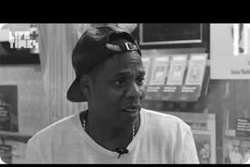 "Jay-Z ""#FACTSONLY Interview w/ Elliott Wilson (Pt. 2)"" Video"
