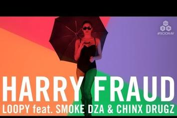 "Harry Fraud Feat. Smoke DZA & Chinx Drugz ""Loopy"" Video"