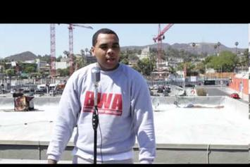 "Kevin Gates ""Hollywood Freestyle"" Video"