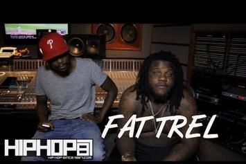 "FAT TREL ""Talks SDMG Features, Producers & More "" Video"