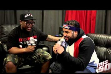 "Bodega BAMZ ""Freestyles & Talks Spanish Harlem & Trap"" Video"