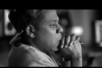 "Jay-Z ""Breaks Down ""Jay-Z Blue"" (Magna Carta Promo)"" Video"
