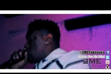 "Hit-Boy Feat. Audio Push & K. Roosevelt ""Live At Scion AV's Open Mic"" Video"