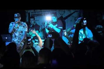 "King Los """"Zero Gravity II"" Trailer"" Video"