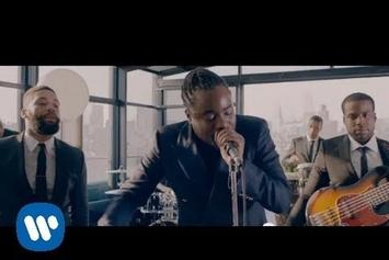 """Wale Feat. Sam Dew """"LoveHate Thing """" Video"""