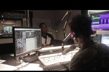 "Ray Jr Feat. Problem ""Debuts New Single Live on Clevelands Z1079"" Video"