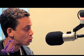 "Logic (MD) ""LA Leakers Freestyle"" Video"