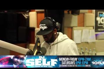 "Troy Ave Feat. BSB ""Feestyles On Power 105"" Video"