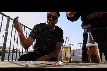 "Azizi Gibson ""Gold On Black"" Video"