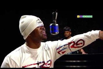 "A$AP Ferg ""BET's 106 & Park Backroom Freestyle"" Video"