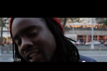"Wale Feat. Sam Dew ""BTS Of ""Love/Hate Thing"""" Video"